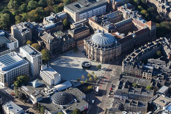 Edinburgh University Central Campus